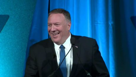 Secretary Pompeo remarks at the Heritage Foundation President's Club Meeting