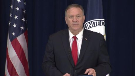 Secretary Pompeo opening remarks at Commission on Unalienable Rights