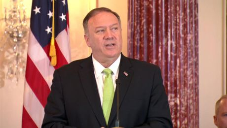 Secretary Pompeo remarks at the ACE Awards