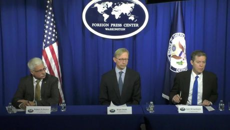 Washington Foreign Press Center Briefing on Human Rights and Religious Freedom in Iran