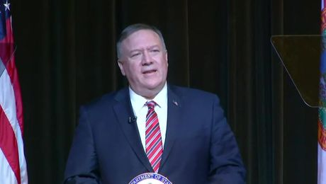 Secretary Pompeo remarks at the Sumter County Fairgrounds