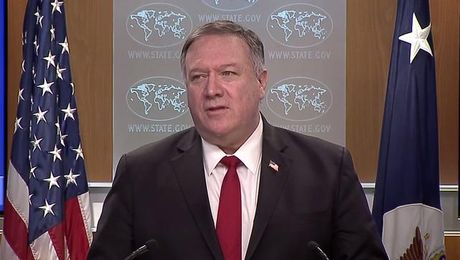 Secretary Pompeo's Remarks on the 2019 Country Reports on Human Rights Practices