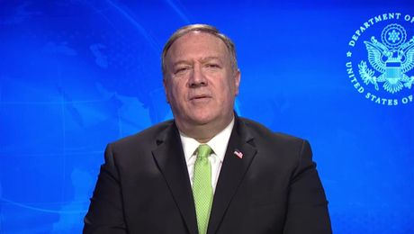 Secretary Pompeo Honors World Food Prize 2020 Laureate