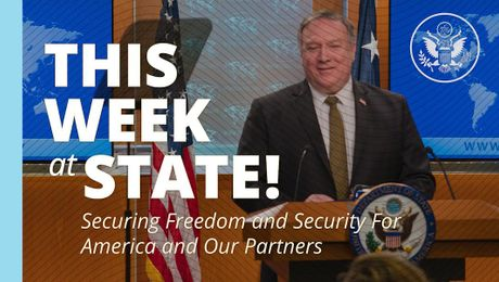 This Week at State - June 12, 2020