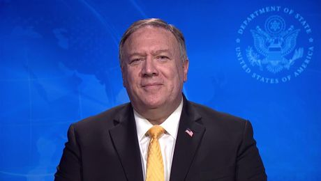 Secretary Pompeo Congratulations Message to West Point Class 2020