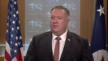 Secretary Pompeo's Remarks to the Press