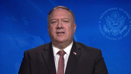 Secretary Pompeo's video message at the U.S. India Business Summit