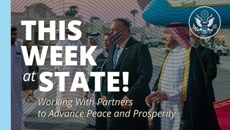 This Week at State - September 11, 2020