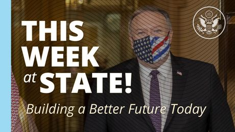 This Week at State - October 16, 2020