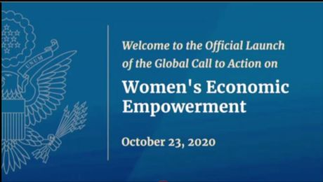Call to Action on Women's Economic Empowerment
