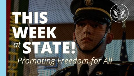 This Week at State - November 13, 2020