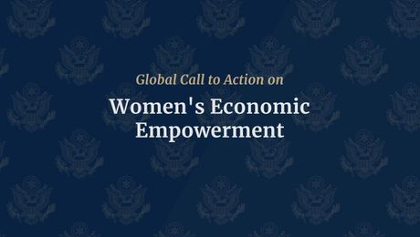 Call to Action on Women's Economic Empowerment: Interventions from Jamaica and Qatar