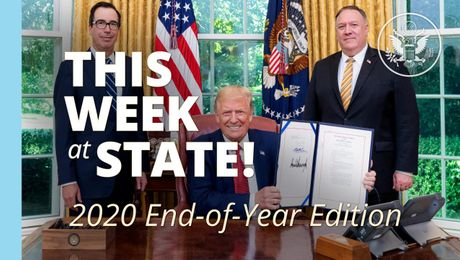 This Week at State - January 1, 2021