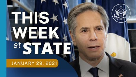 This Week at State - January 29, 2021