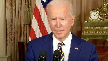 President Biden Delivers Remarks at the U.S. Department of State