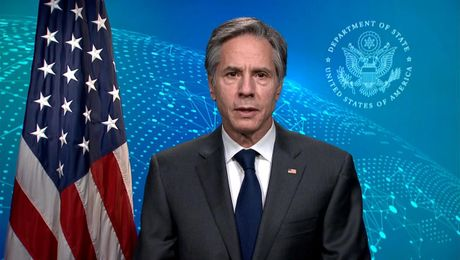 Secretary Blinken's video remarks on the Declaration Against the Use of Arbitrary Detention in State-to-State Relations.