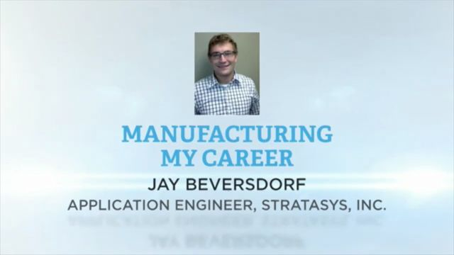 Manufacturing My Career