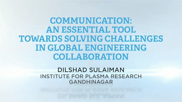 Communication: An Essential Tool towards Solving Challenges in Global Engineering Collaboration