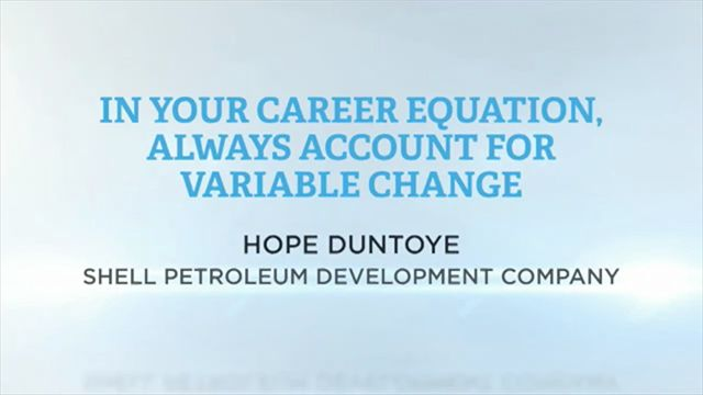 Your Career Equation Always Account for Variable Change