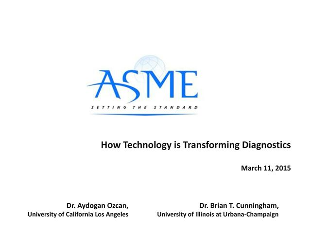 How Technology is Transforming Diagnostics