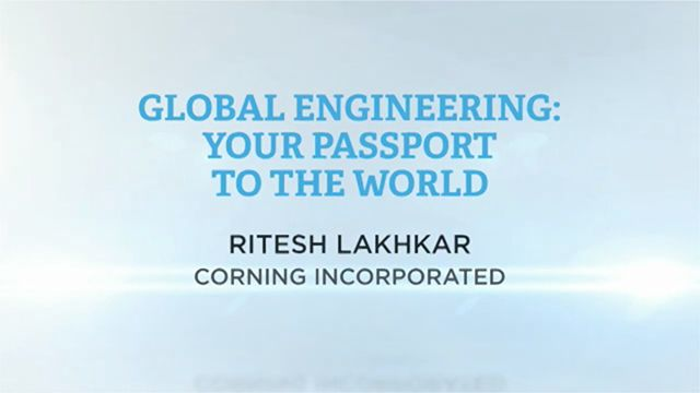 Global Engineer: Your Passport to the World