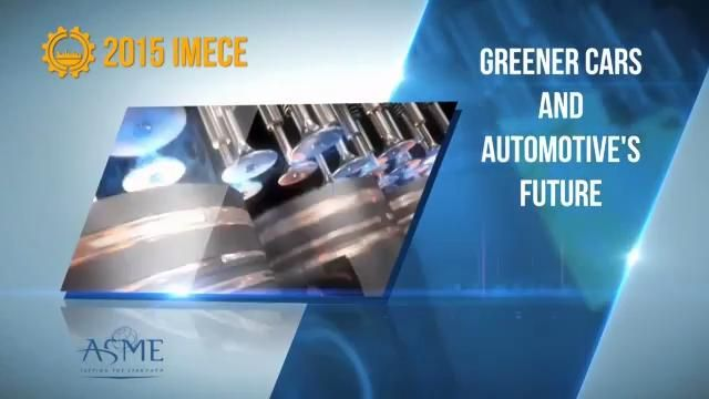 Greener Cars and Automotive's Future