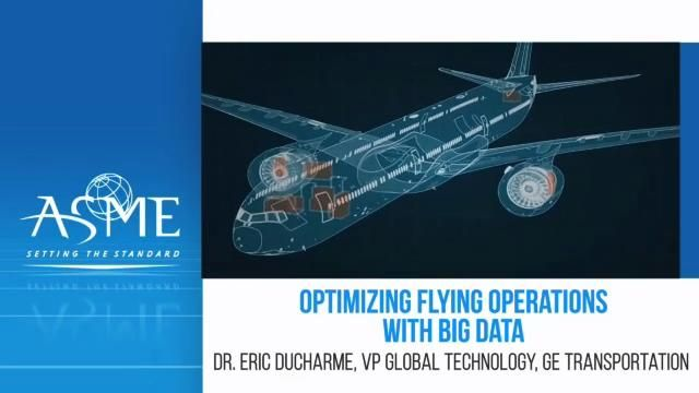 Optimizing Flying Operations with Big Data