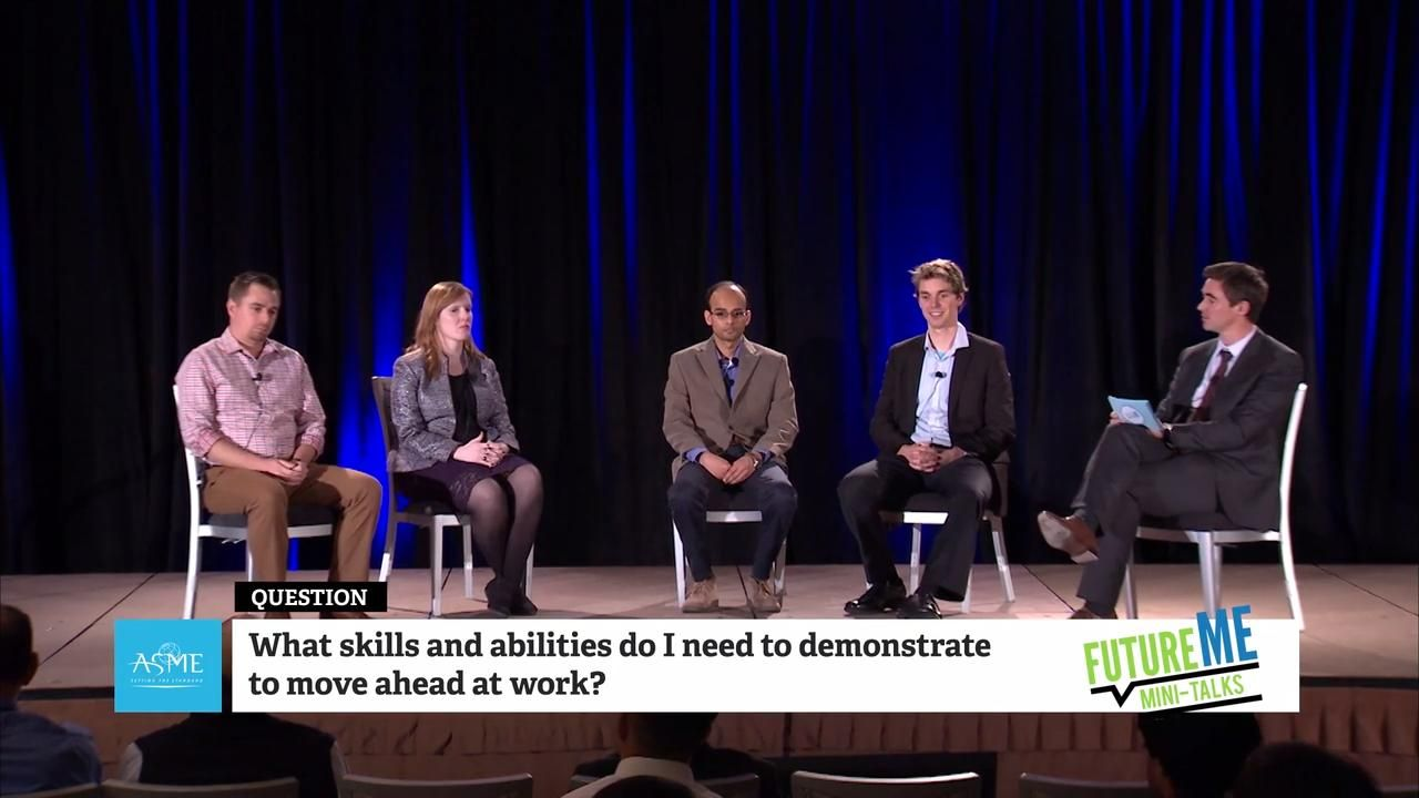 Skills and Abilities | FutureME Q&A Session