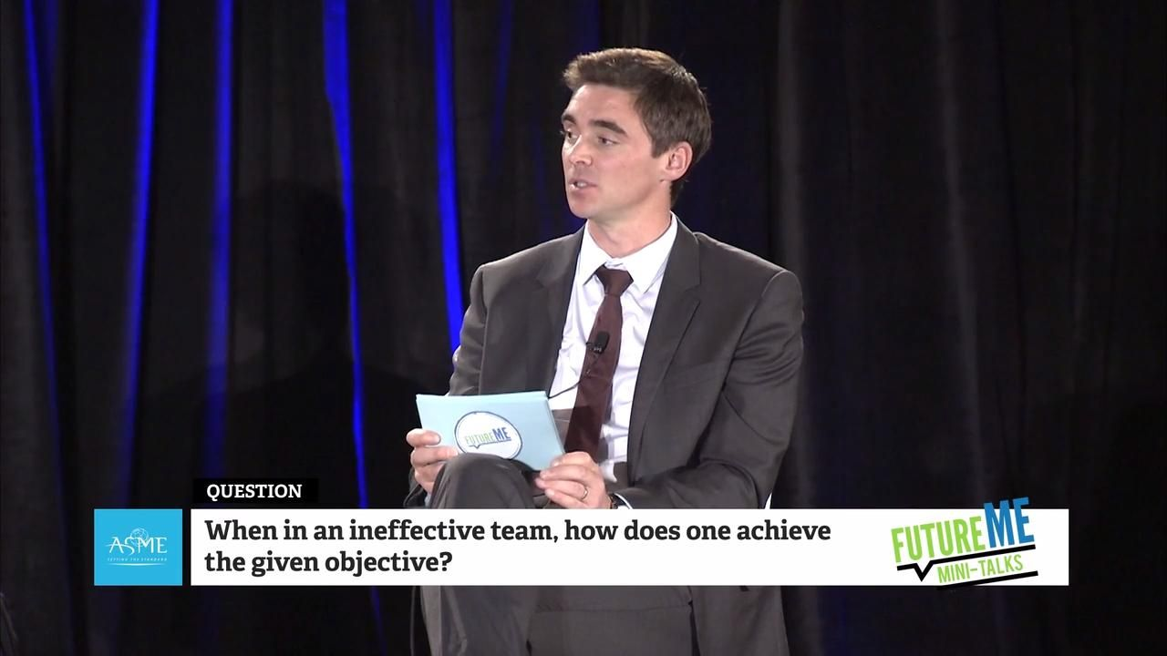 Ineffective Teams | FutureME Q&A Session