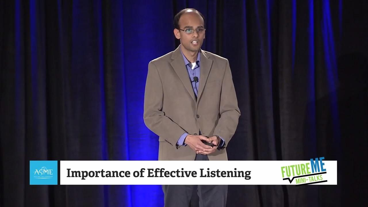 Importance of Effective Listening | FutureME Mini-Talks