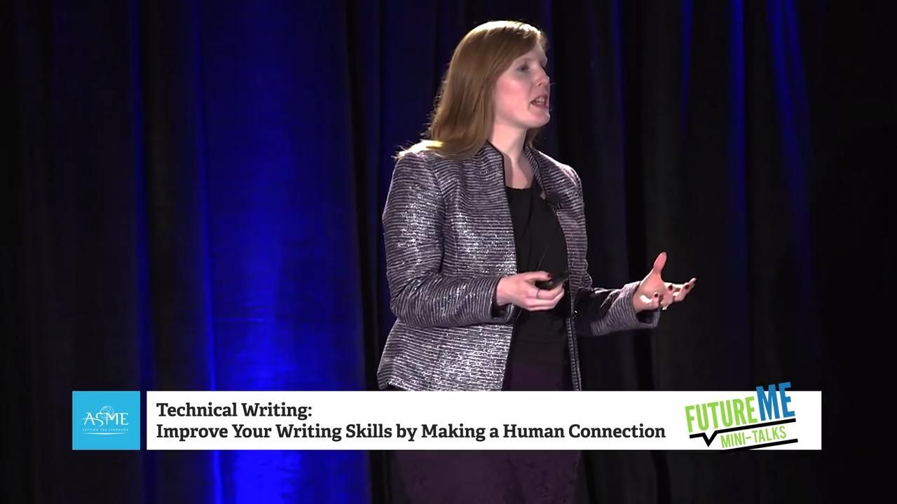 Technical Writing: Improve Your Writing Skills by Making a Human Connection | FutureME Mini-Talks