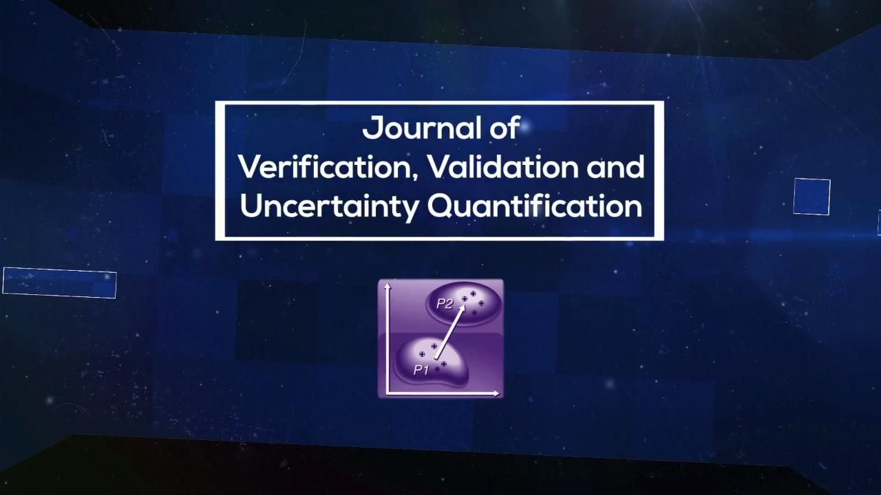 Journal of Verification, Validation and Uncertainty Quantification