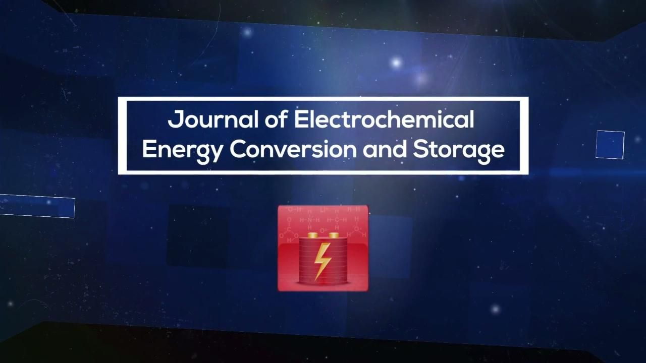 Journal of Electrochemical Energy Conversion and Storage