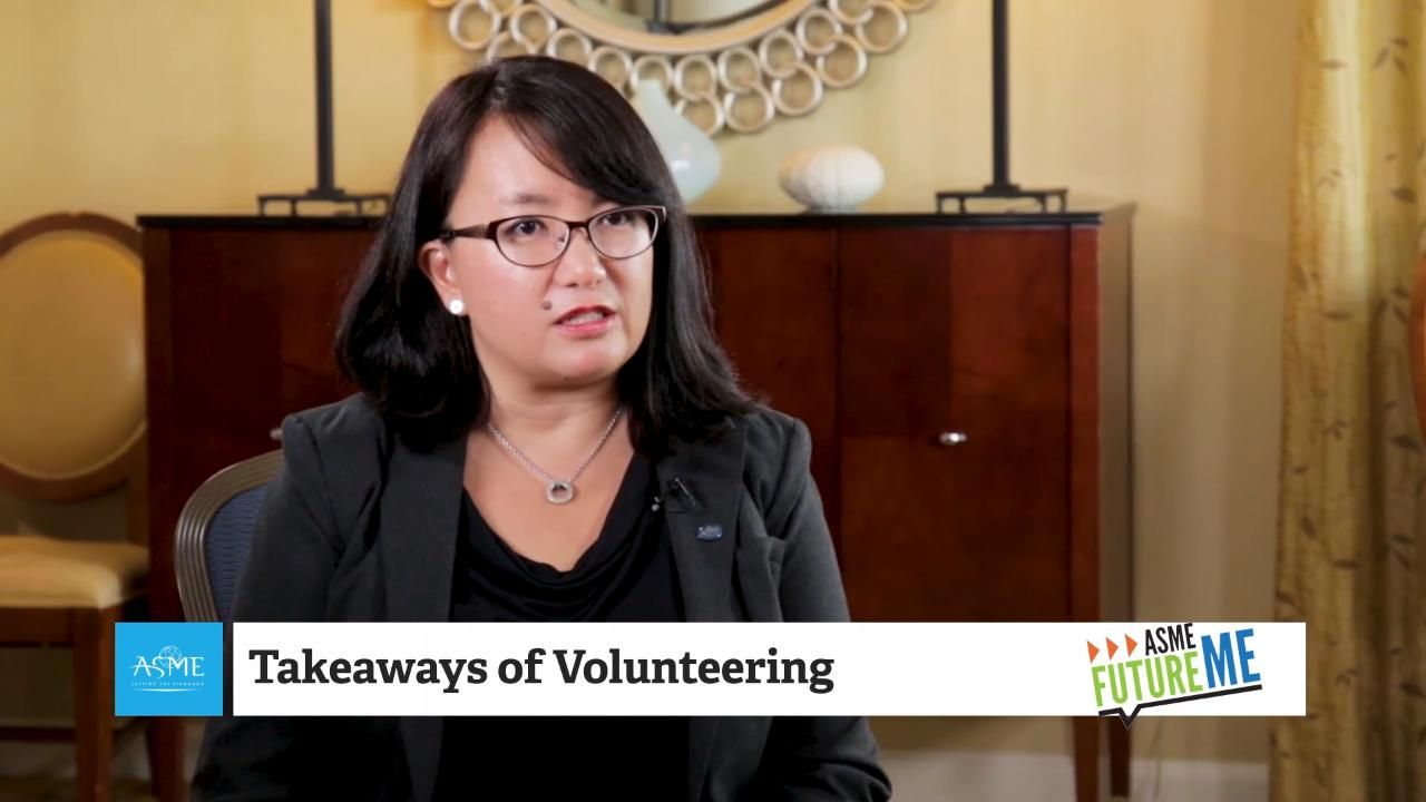 Takeaways of Volunteering