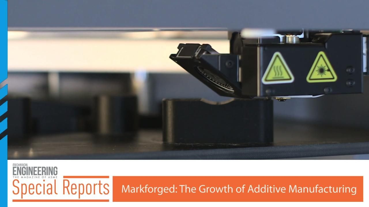 4.4 The Growth of Additive Manufacturing | Special Reports