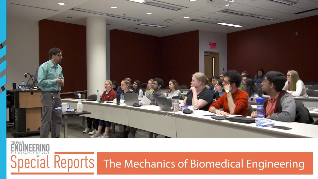 Bioengineering: The Mechanics of Biomedical Engineering