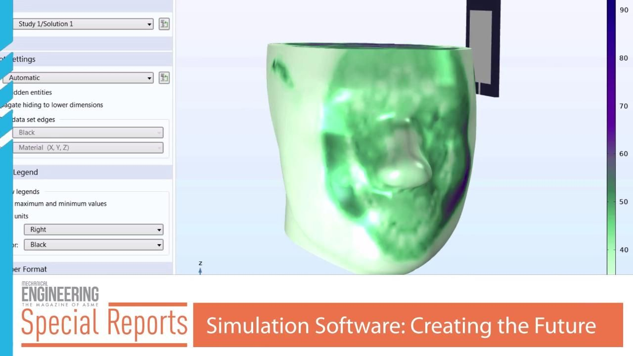 Bioengineering: Simulation Software-Creating the Future