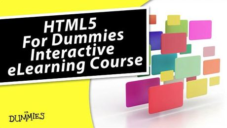 HTML5 For Dummies eLearning Course.mp4