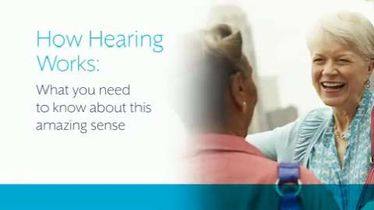 How Hearing Works