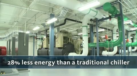 NetApp Global Dynamic Lab Full Tour -- Sustainability at NetApp