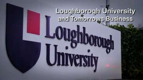 Loughborough University and Tomorrows Business