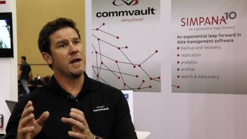 Commvault and NetApp build strong partnership in data protection solutions