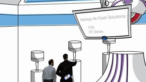 NetApp Flash Factory