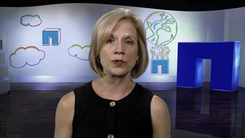Cynthia Stoddard, NetApp CIO, on NetApp's Hybrid Cloud Launch for Partners