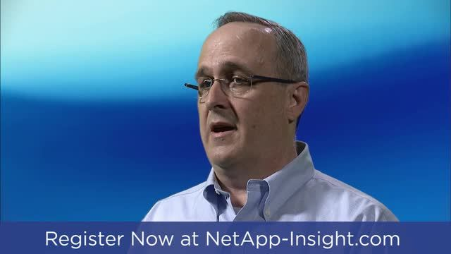 New at NetApp Insight 2016: Competitive Intelligence