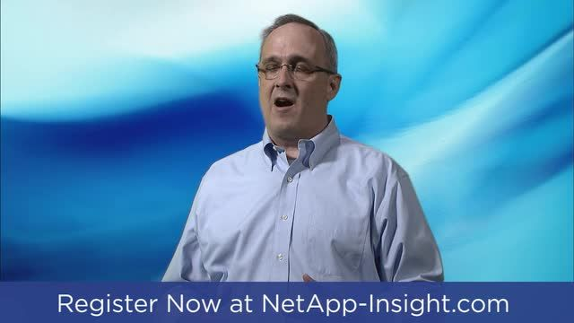 Partner Benefits to Attending NetApp Insight 2016