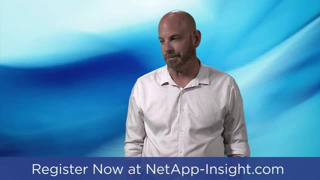 Technology and Community: Why partners attend NetApp Insight