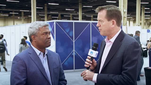 NetApp Insight 2016: CEO George Kurian on Data Fabric Now