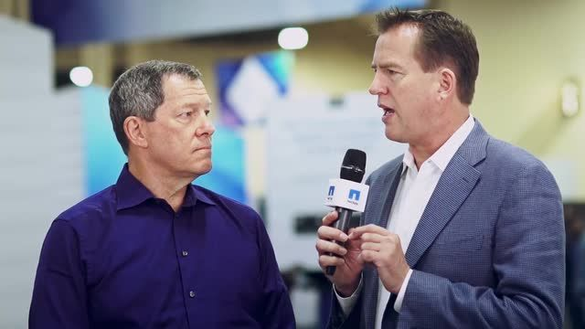 NetApp Insight 2016: Data Fabric Evolution with CTO Mark Bregman