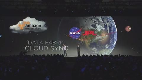 NetApp Insight 2016: Cloud Sync Service Demo